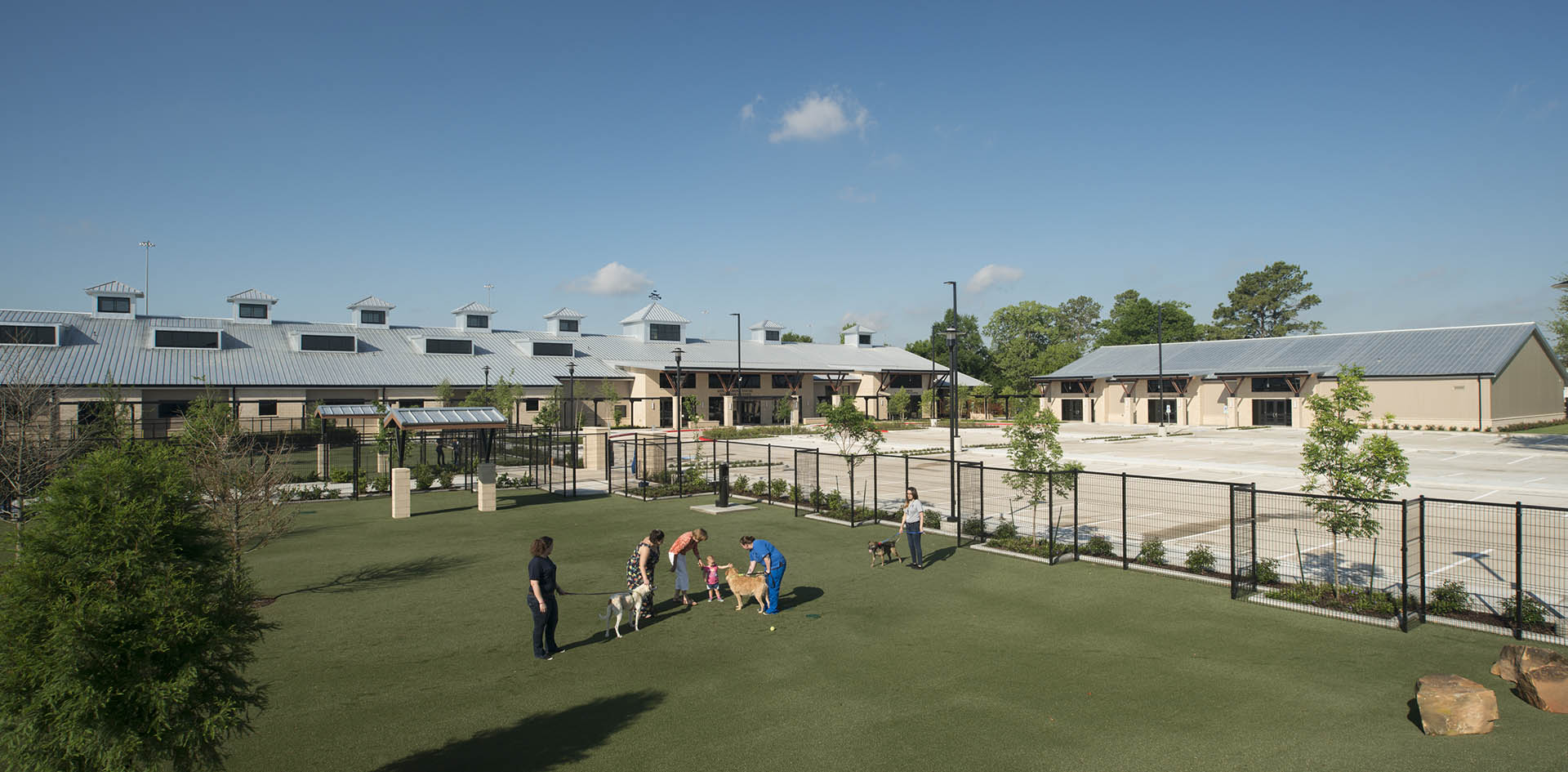2 HSPCA state of the art animal shelter and wildlife center by Jackson & Ryan Architects