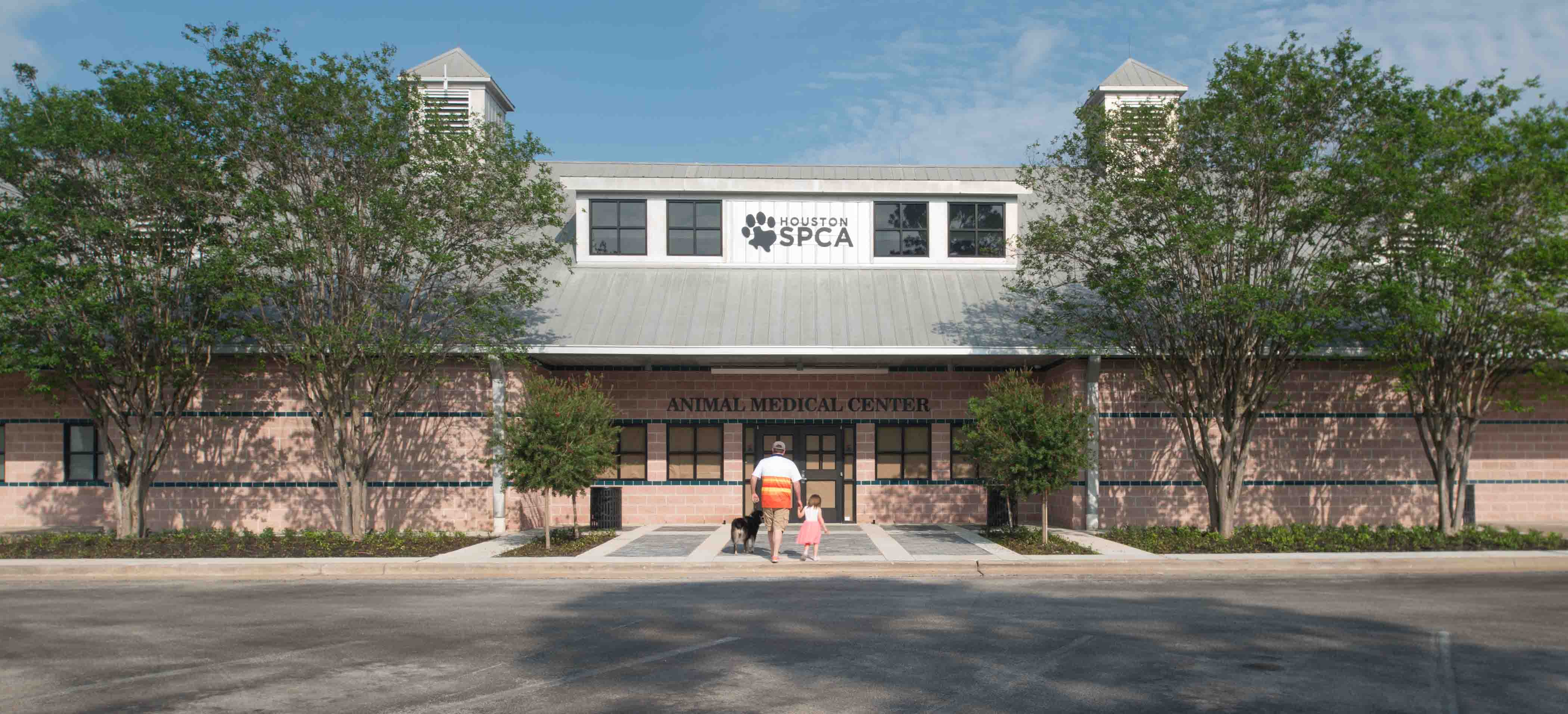 Jackson & Ryan Architects Houston SPCA Campus for All Animals 8 Animal Medical Center