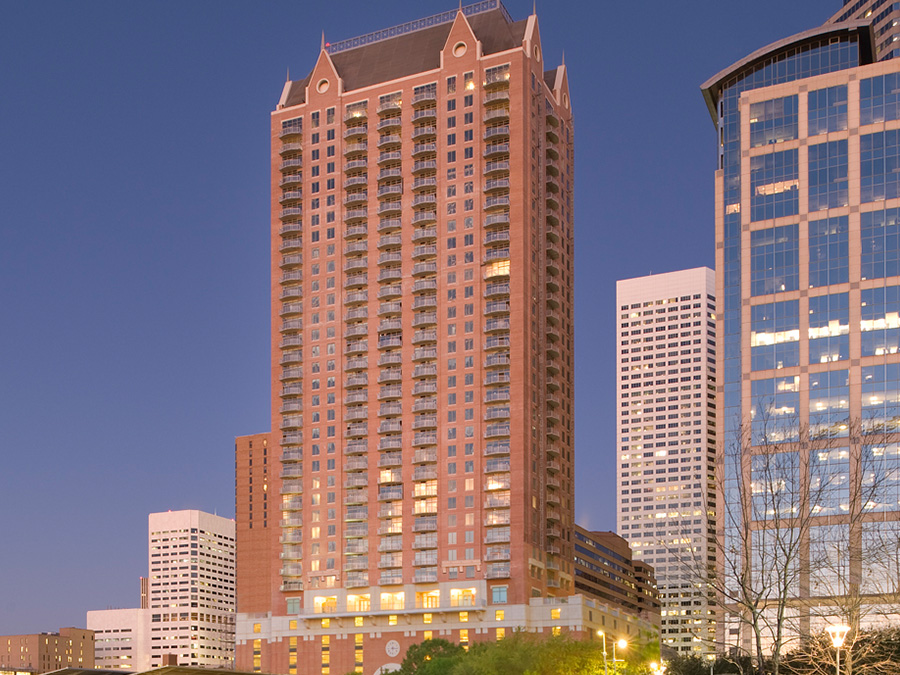One Park Place Apartments Discovery Green