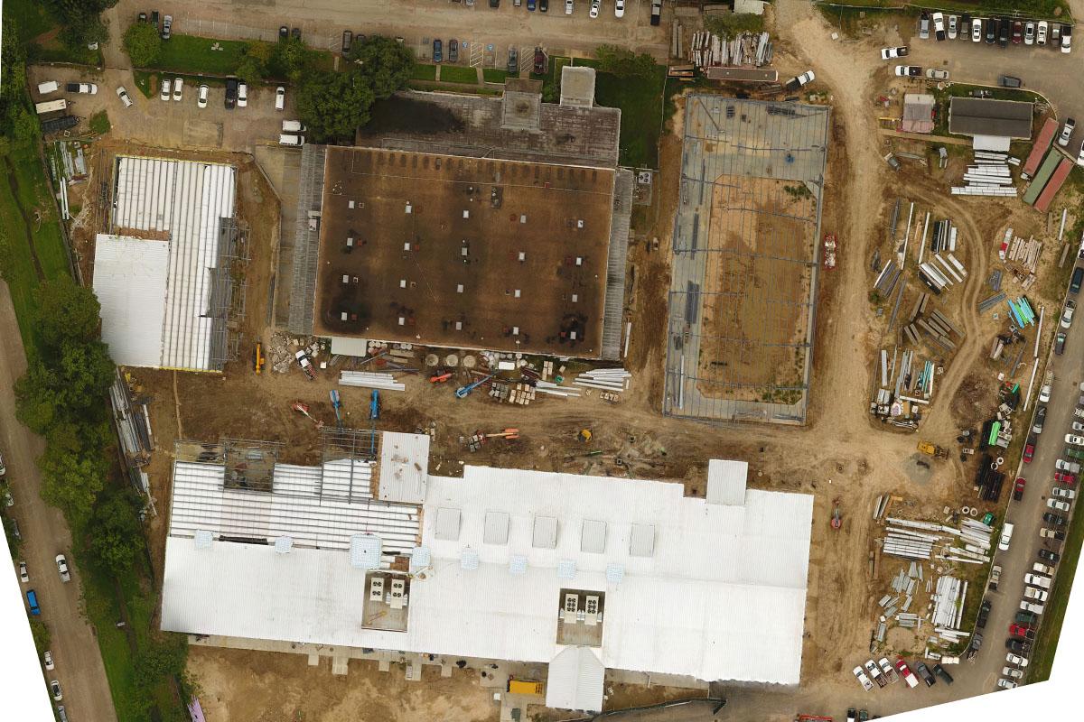 Jackson & Ryan Architects | Work In Progress | Under Construction ...