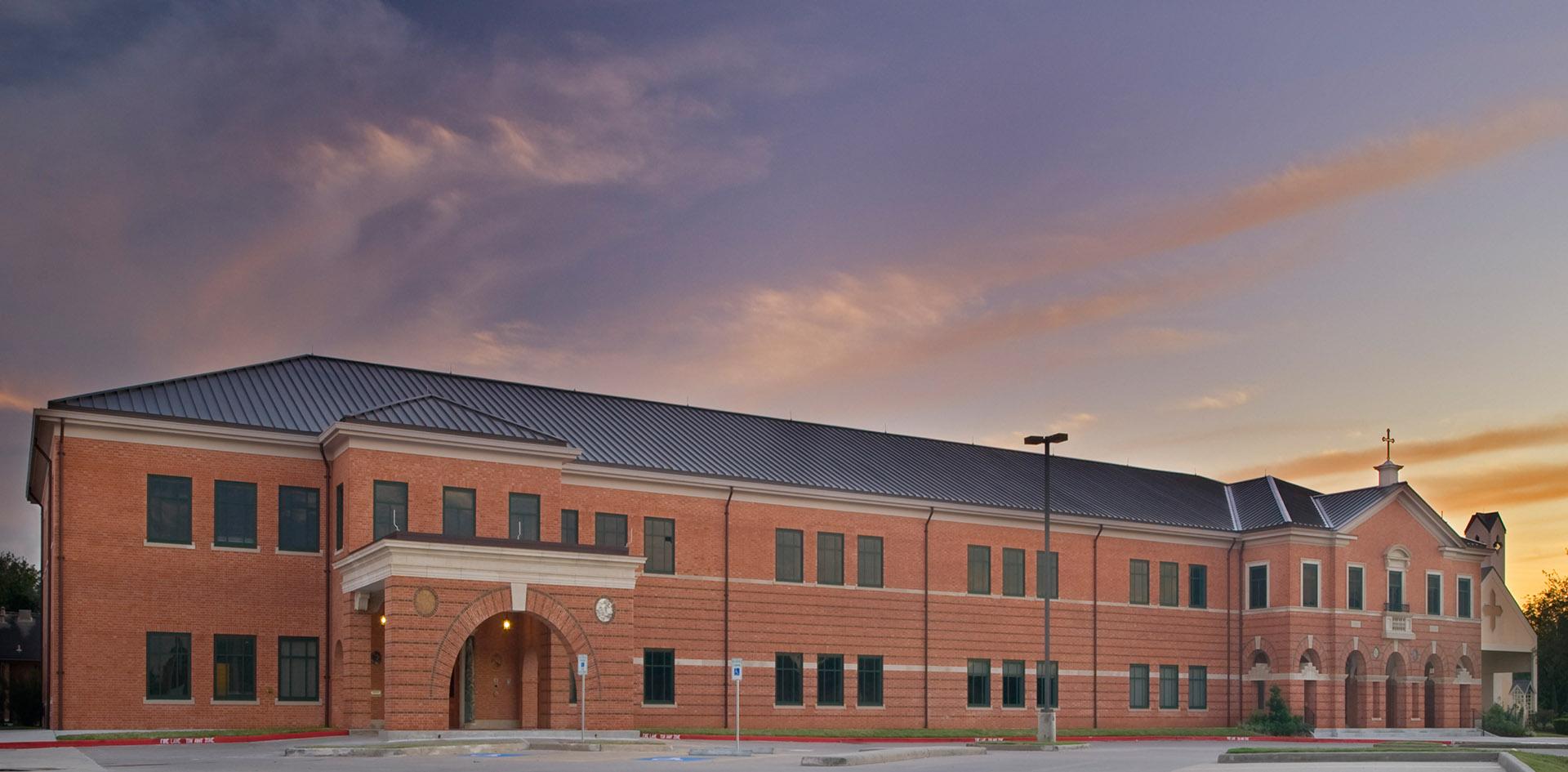 Jackson Amp Ryan Architects St Theresa Catholic School