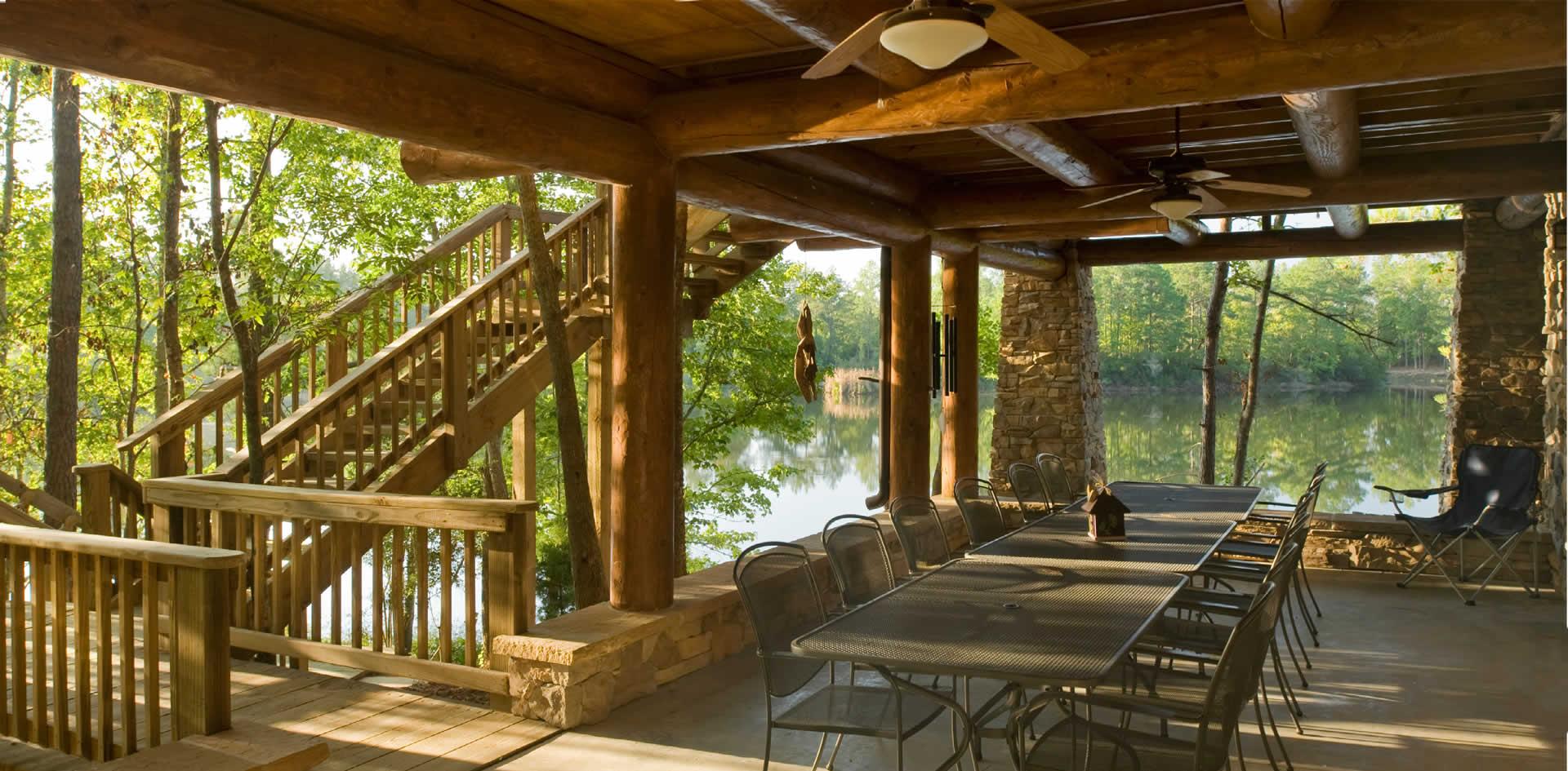 Jackson Amp Ryan Architects Lake House Artesian Lake